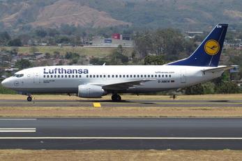 D-ABEW - Lufthansa Boeing 737-300