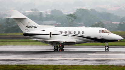 N447SP - Private Hawker Beechcraft 800XP