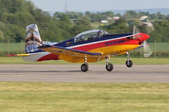 N60LT - Private Pilatus PC-7 I & II