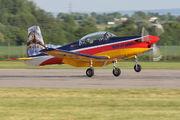 N60LT - Private Pilatus PC-7 I & II aircraft