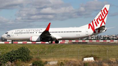 VH-YID - Virgin Samoa Boeing 737-800