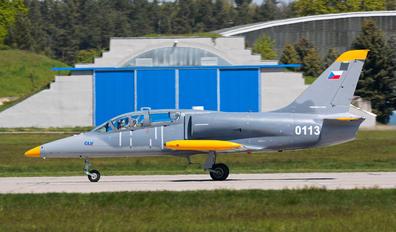 0113 - Czech - Air Force Aero L-39C Albatros