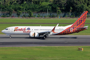 9M-LRC - Batik Air Malaysia Boeing 737-8 MAX