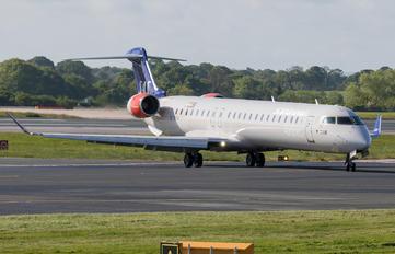 EI-FPH - SAS - Scandinavian Airlines Canadair CL-600 CRJ-900