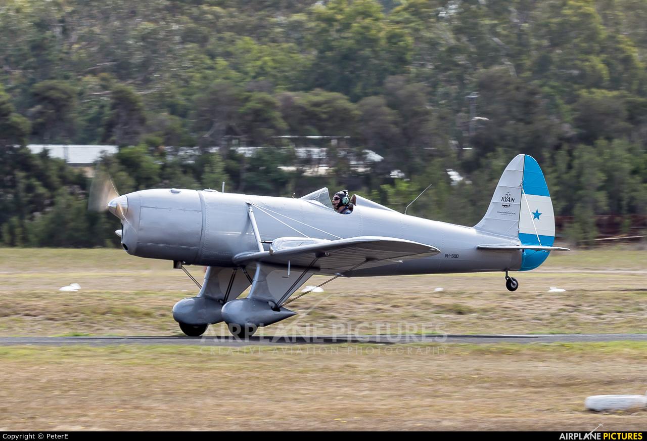 Private VH-SQD aircraft at Tyabb, VIC
