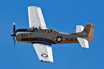 VH-DUD - Private North American T-28A Trojan