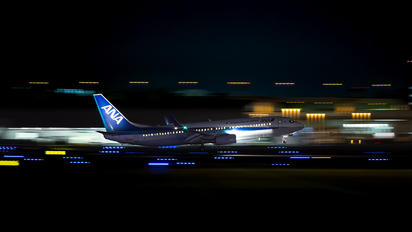 JA83AN - ANA - All Nippon Airways Boeing 737-800
