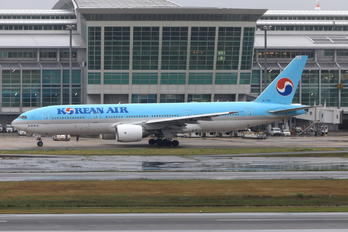 HL7764 - Korean Air Boeing 777-200ER