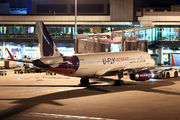 U-Fly alliance livery on West Air A320 title=