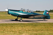 OK-DRB - Private Zlín Aircraft Z-526F aircraft