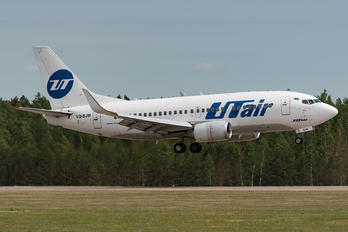 VQ-BJM - UTair Boeing 737-500