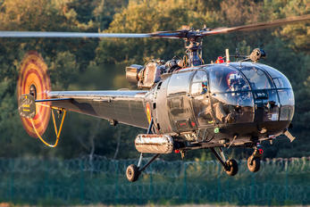 M-3 - Belgium - Navy Sud Aviation SA-316 Alouette III