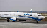 SP-ENZ - Enter Air Boeing 737-800 aircraft