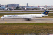 EP-MDD - Iran Air Tours McDonnell Douglas MD-82 aircraft