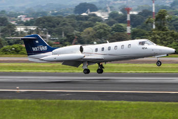 N979RF - Private Bombardier Learjet 35