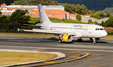 EC-JVE - Vueling Airlines Airbus A319