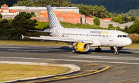 EC-JVE - Vueling Airlines Airbus A319 aircraft