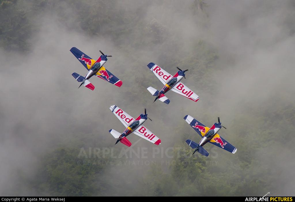 The Flying Bulls OK-FBB aircraft at Mollis