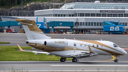 D-BEER - Air Hamburg Embraer EMB-550 Legacy 500