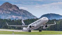 OH-LZG - Finnair Airbus A321 aircraft