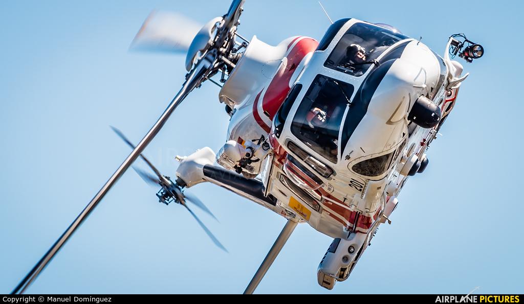 Spain - Coast Guard EC-KLM aircraft at Off Airport - Spain