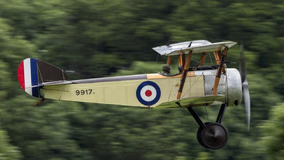 G-EBKY - The Shuttleworth Collection Sopwith Pup