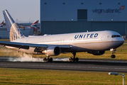 N649UA - United Airlines Boeing 767-300ER aircraft