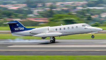 N979RF - Private Learjet 35 R-35A
