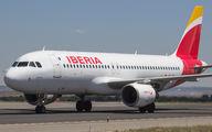EC-KOH - Iberia Airbus A320 aircraft