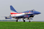 09 - China - Air Force Chengdu J-10 aircraft