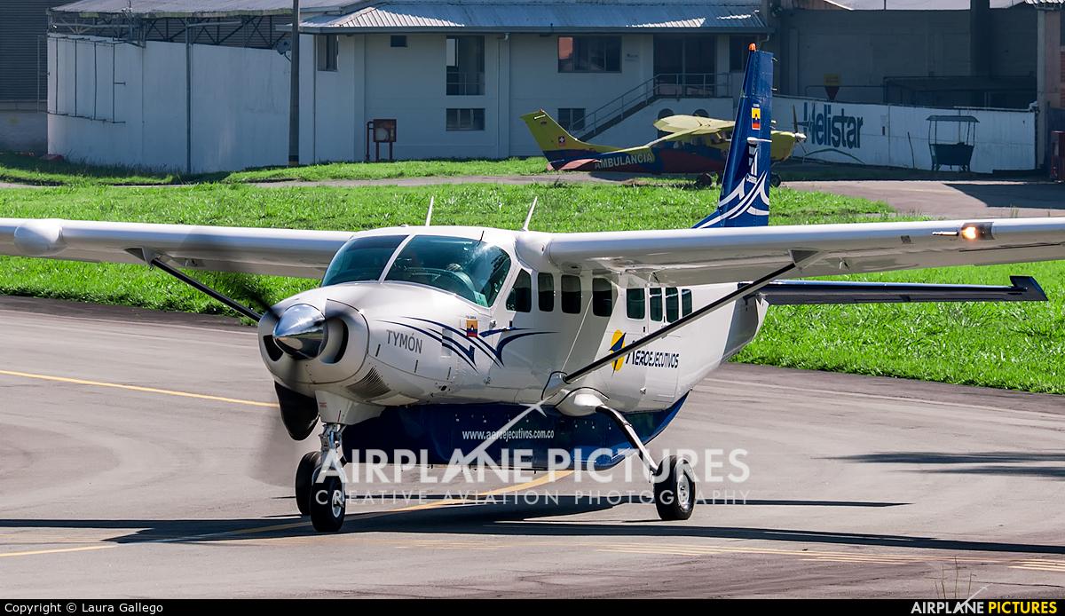 Aeroejecutivos de Antioquia HK-5147 aircraft at Medellin - Olaya Herrera