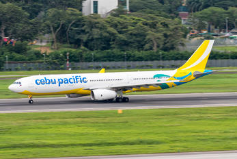 RP-C3347 - Cebu Pacific Air Airbus A330-300