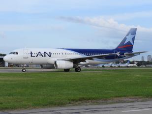 LV-CQS - LAN Argentina Airbus A320