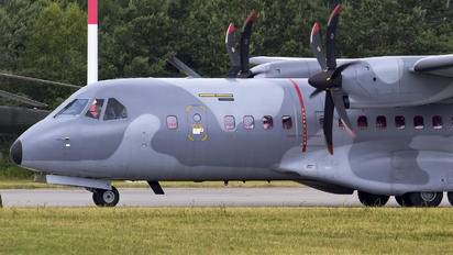 023 - Poland - Air Force Casa C-295M