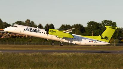 YL-BBT - Air Baltic de Havilland Canada DHC-8-400Q / Bombardier Q400