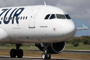 F-HFUL - Aigle Azur Airbus A320