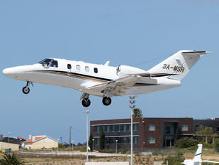 3A-MSR - Private Cessna 525 CitationJet