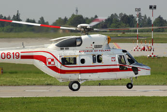 0619 - Poland - Air Force PZL W-3 Sokol