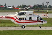 0619 - Poland - Air Force PZL W-3 Sokół aircraft