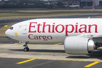 ET-ARK - Ethiopian Cargo Boeing 777F
