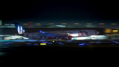 9M-XXF - AirAsia X Airbus A330-300