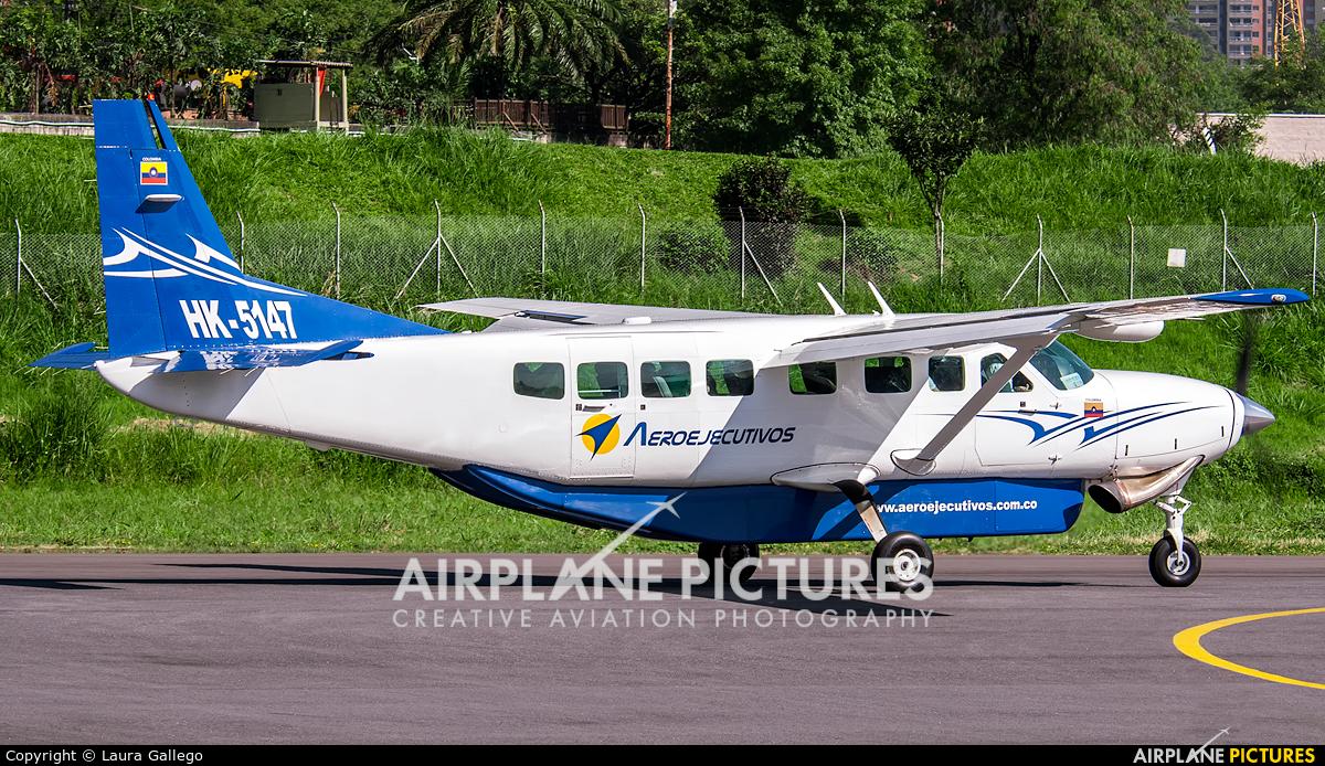 Aeroejecutivos de Antioquia HK-5174 aircraft at Medellin - Olaya Herrera