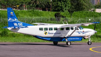 HK-5174 - Aeroejecutivos de Antioquia Cessna 208 Caravan