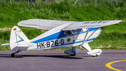HK-876-G - Private Piper PA-22 Tri-Pacer