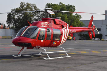 XA-FIA - Private Bell 407