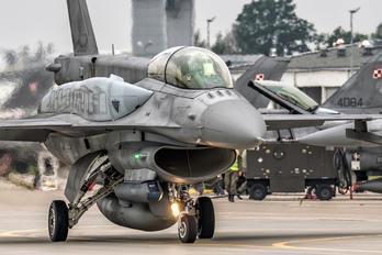 4080 - Poland - Air Force Lockheed Martin F-16D block 52+Jastrząb