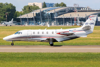 OE-GWS - International Jet Management Cessna 560XL Citation Excel