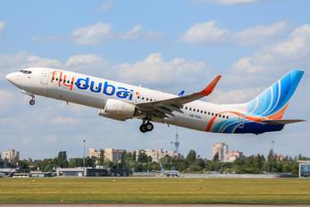 A6-FDL - flyDubai Boeing 737-800