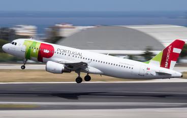 CS-TNJ - TAP Portugal Airbus A320