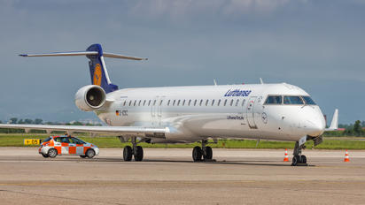 D-ACKC - Lufthansa Regional - CityLine Bombardier CRJ 900ER